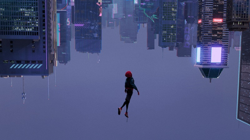 Into the Spider-Verse Leap of Faith
