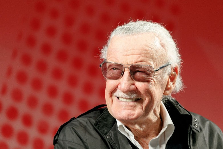 Into the Spider-Verse Stan Lee