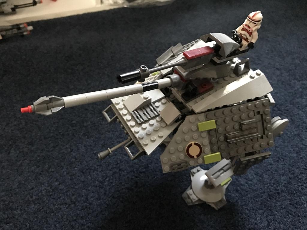 LEGO Star Wars X-Wing X-Mas AT-AP