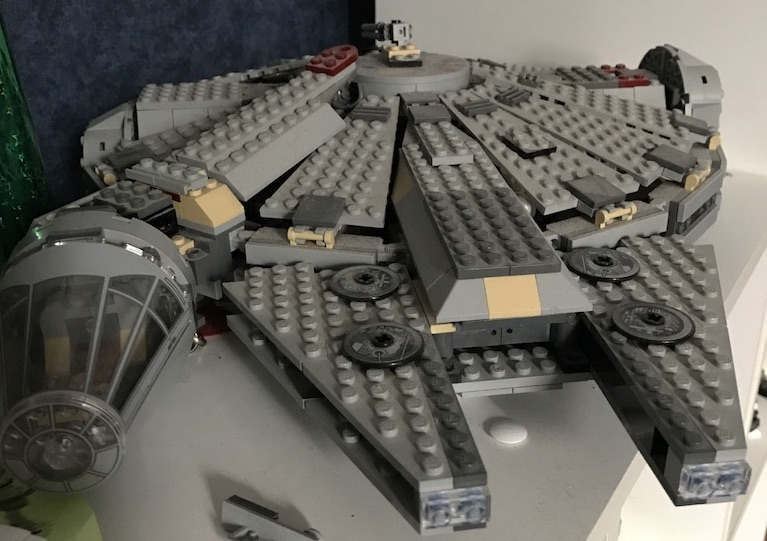 LEGO Star Wars X-Wing X-Mas Falcon