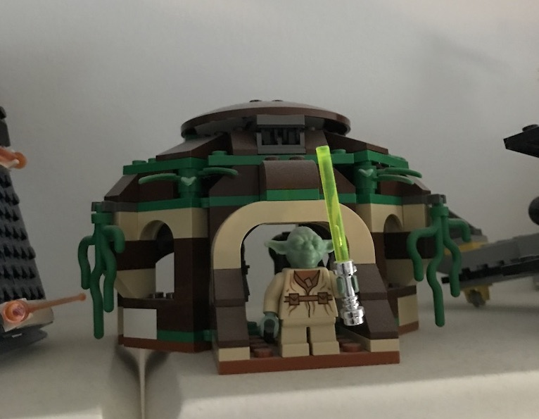 LEGO Star Wars X-Wing X-Mas Yoda