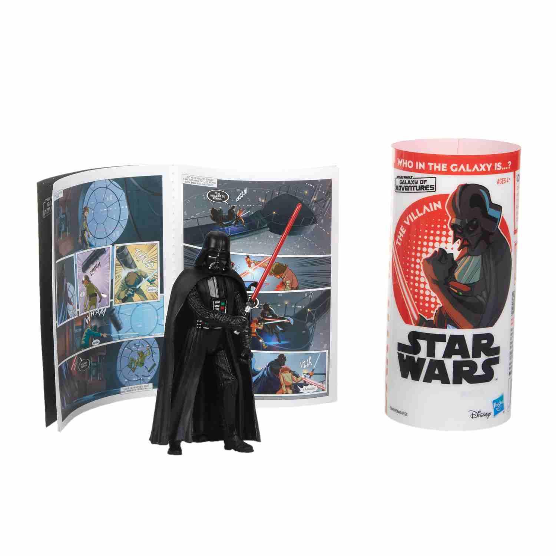 Hasbro Star Wars Galaxie des aventures Figures NEW EN STOCK Luke Skywalker Jedi