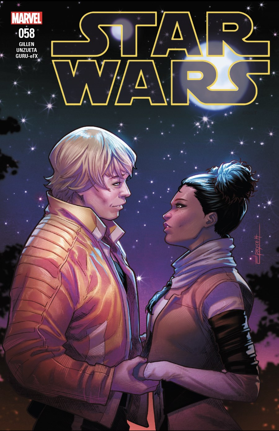 Star Wars #58 Cover