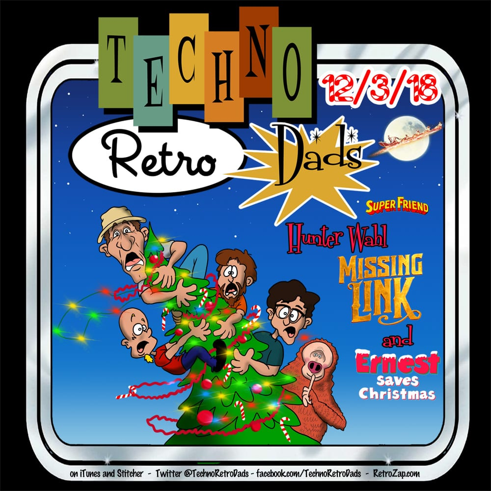Ernest Saves Christmas, Missing Link