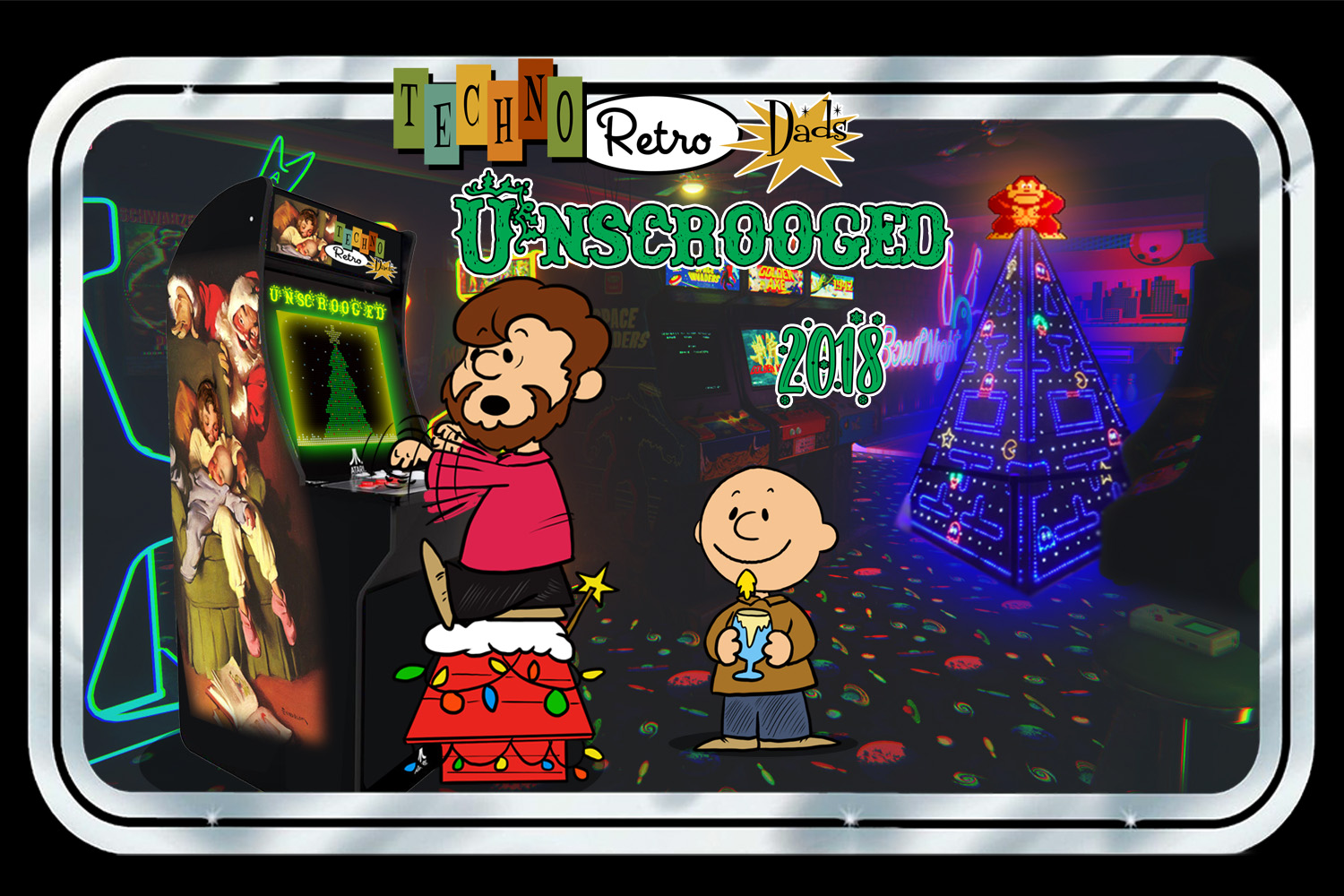 TechnoRetro Dads: UnScrooged 2018
