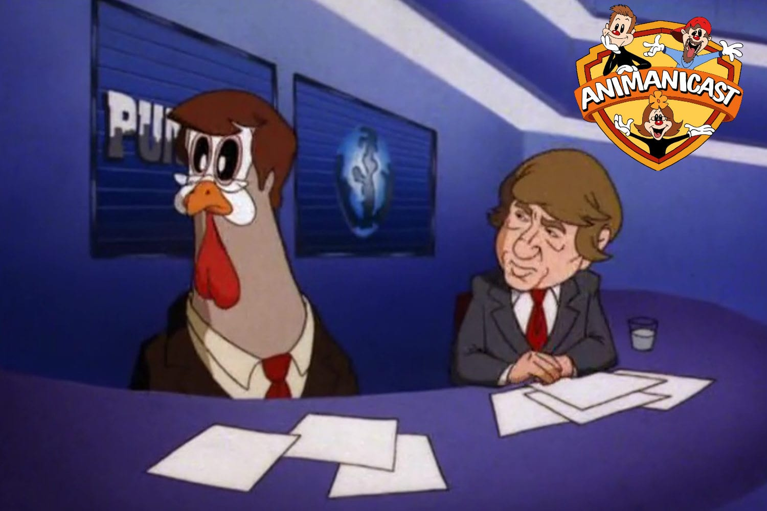 """Animanicast: Discussing """"The Christmas Tree"""" and """"The Prom"""" and """"Punchline"""" from Animaniacs Episode 98"""
