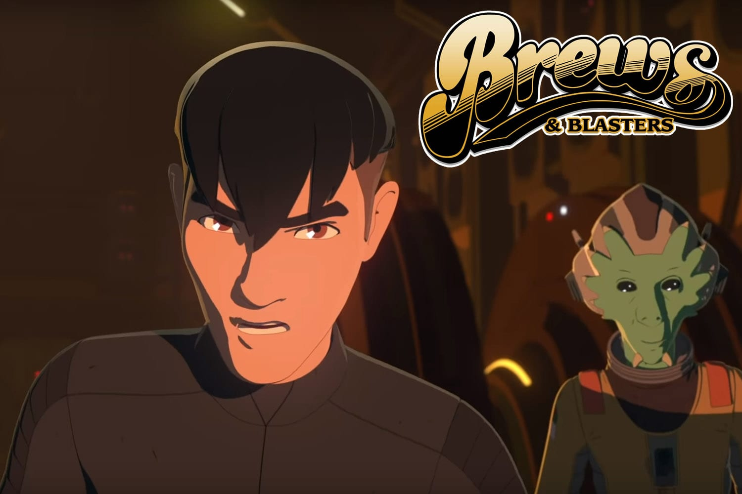 Brews and Blasters 192: Star Wars Resistance Pivots