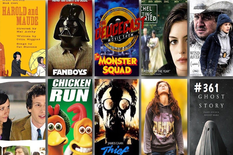 The Deucecast Movie Show 361: The Not 2018 Top Ten