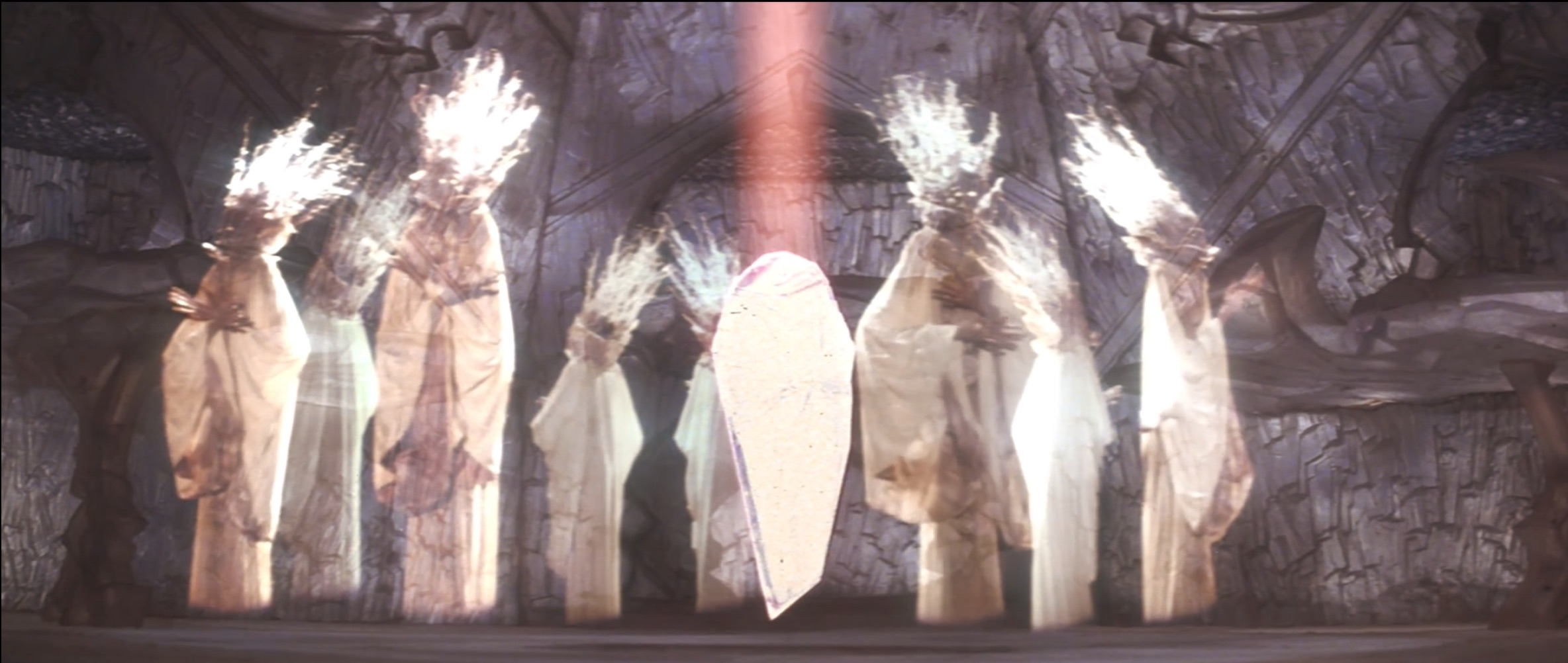 Dark Crystal Two Become One