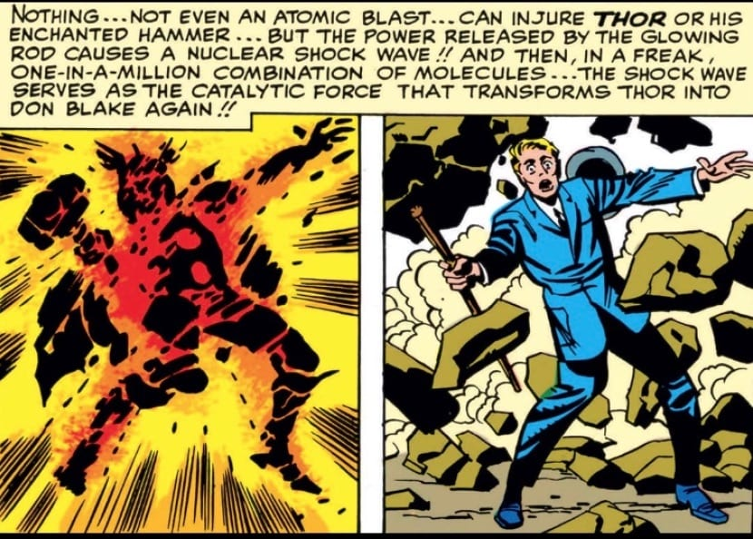 Marvel Comics of 1964 Heroes They're Just Like Us