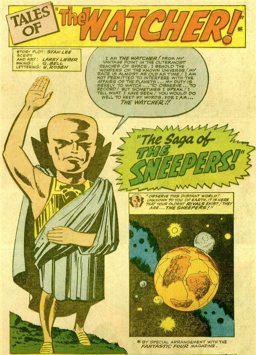 Marvel Comics of 1964 Life Lessons With Stan Lee