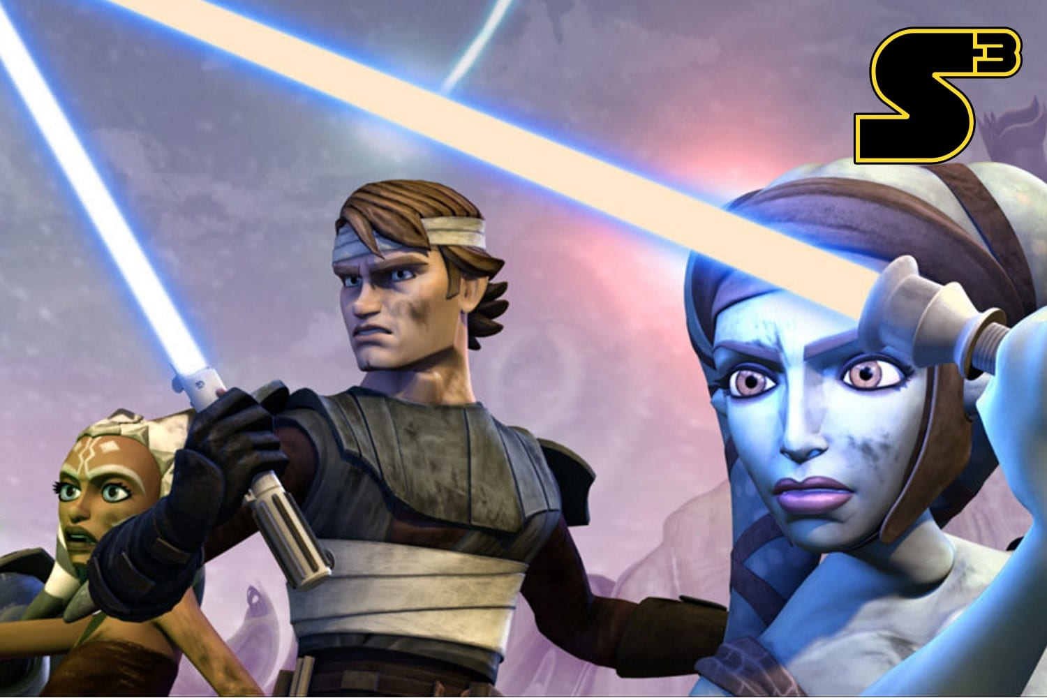 Starships, Sabers, and Scoundrels - episode 72 - Peacekeepers and Pacifists - The Clone Wars