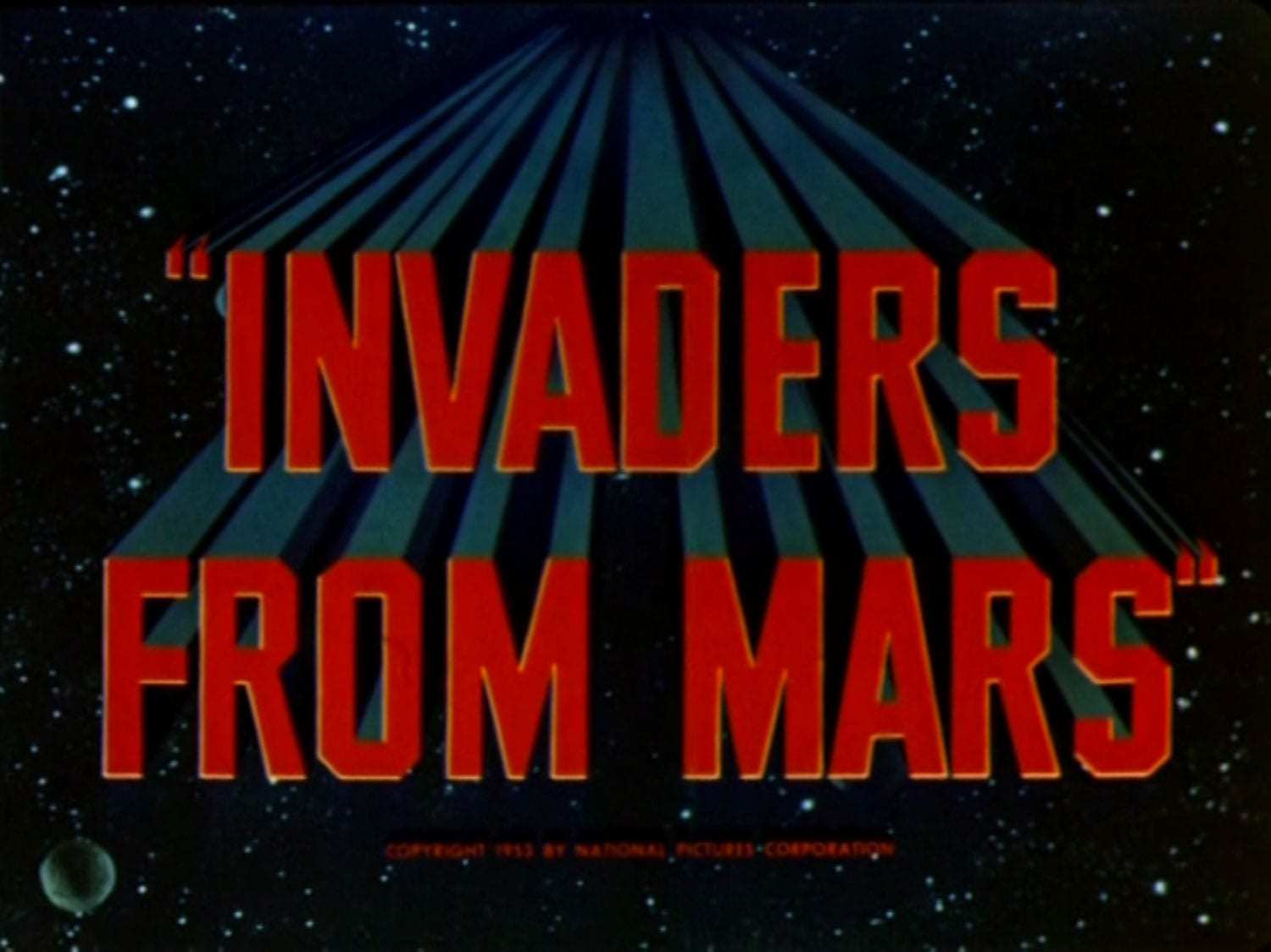 Invaders From Mars (1953) | Sci-Fi Saturdays