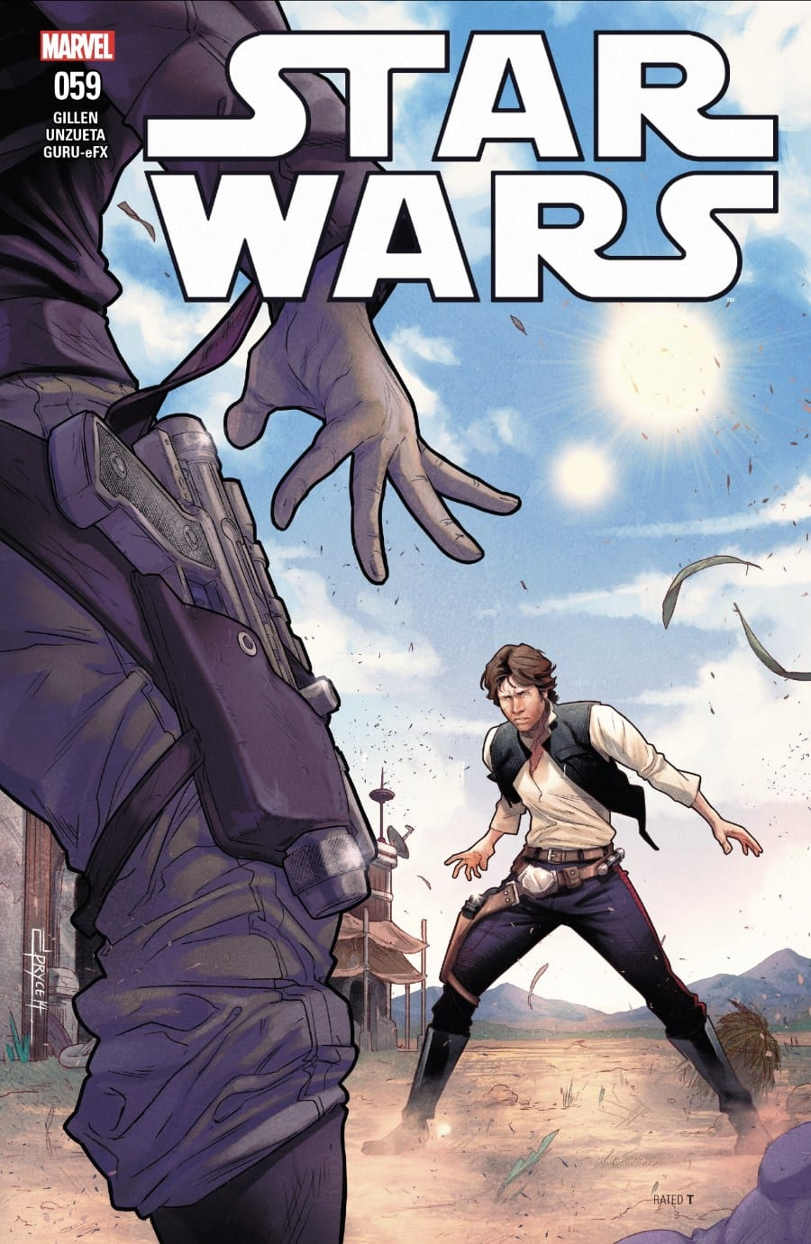 Star Wars #59 Cover