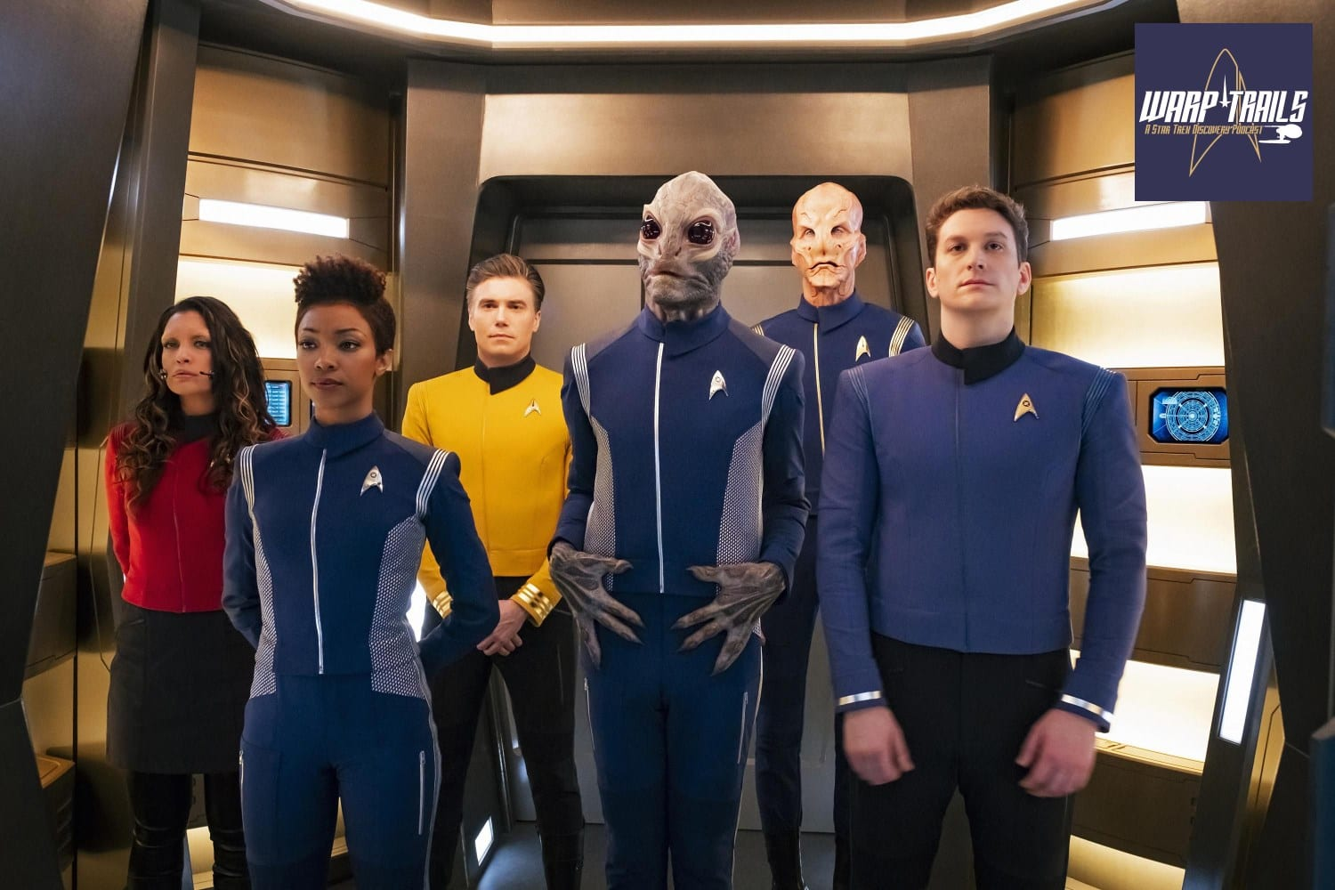 Star Trek Discovery - Season Two, Episode One - Brother