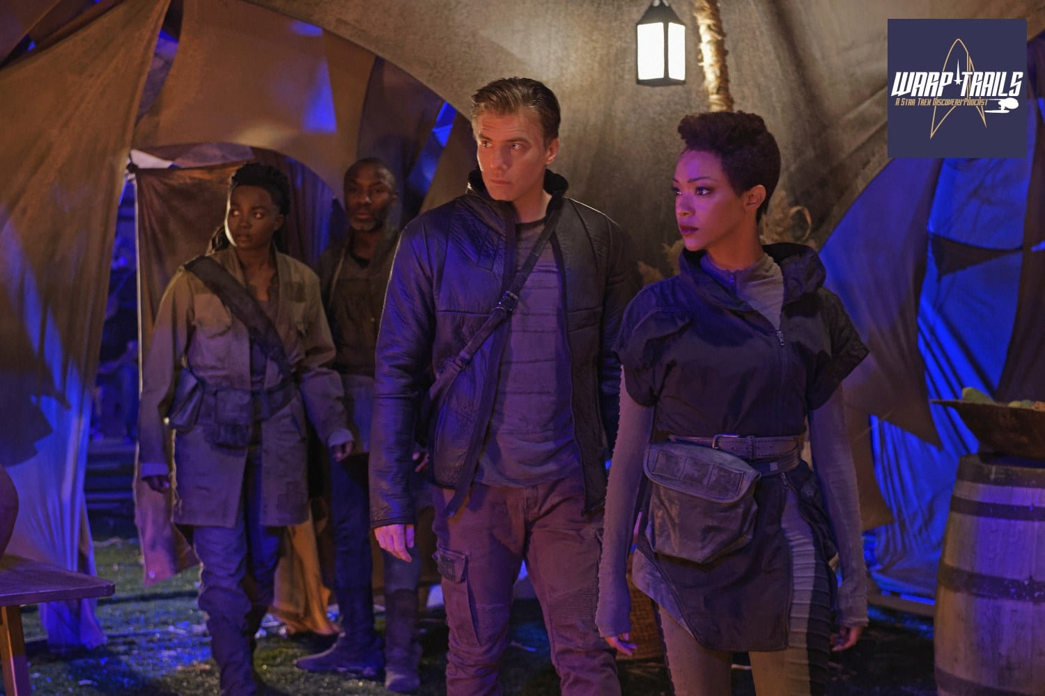 Star Trek Discovery Episode 2-2 New Eden Feature Image