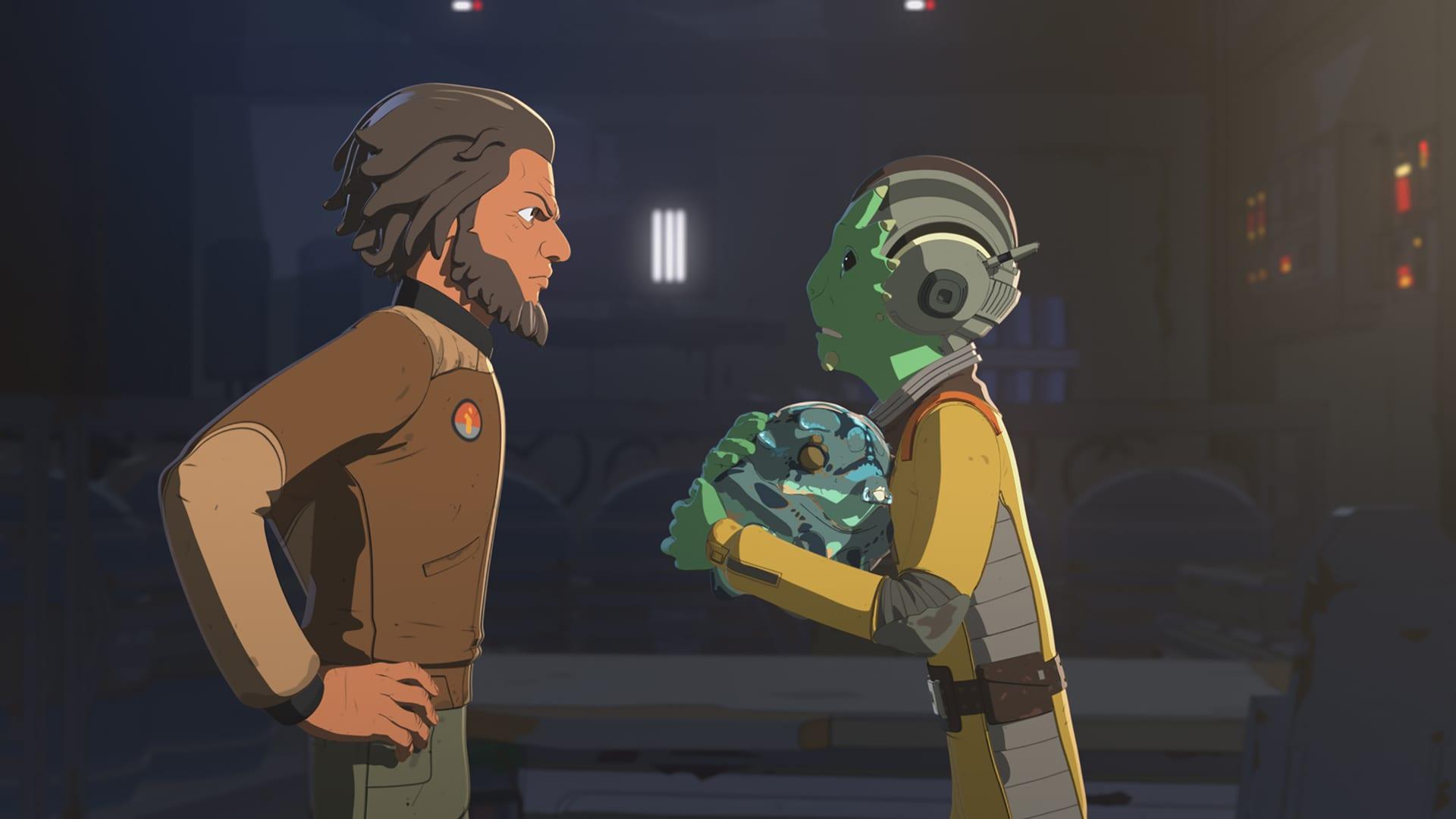 Star Wars Resistance: Bibo