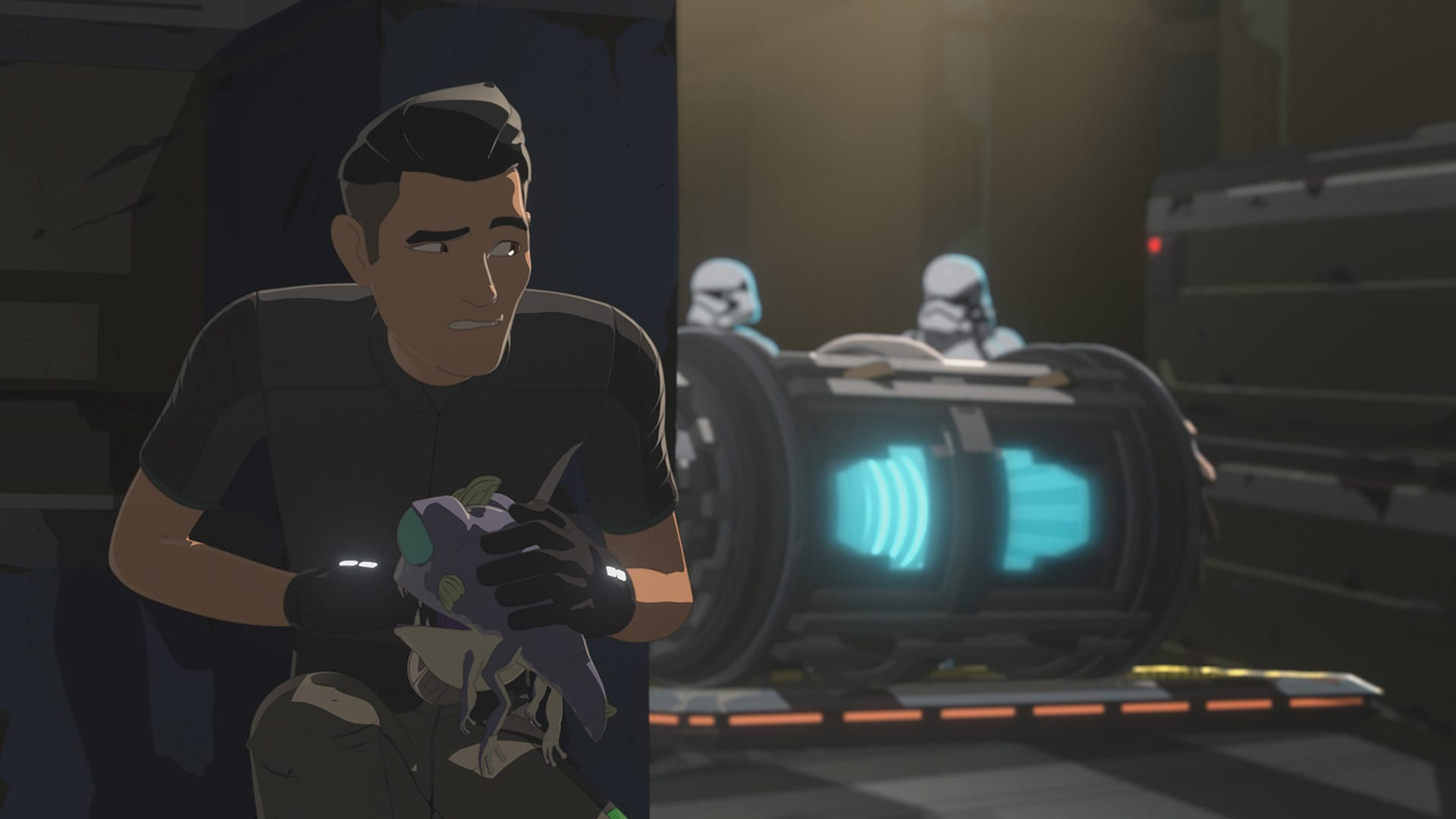 Star Wars Resistance: Dangerous Business