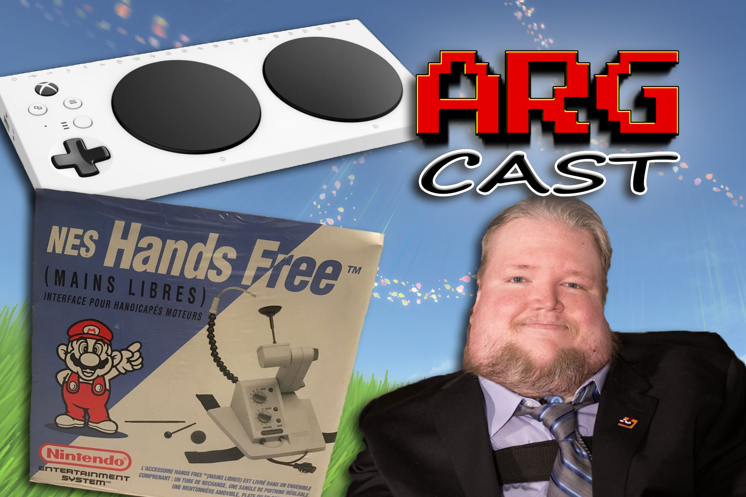 ARGcast #149: Accessibility in Gaming with Steven Spohn of AbleGamers