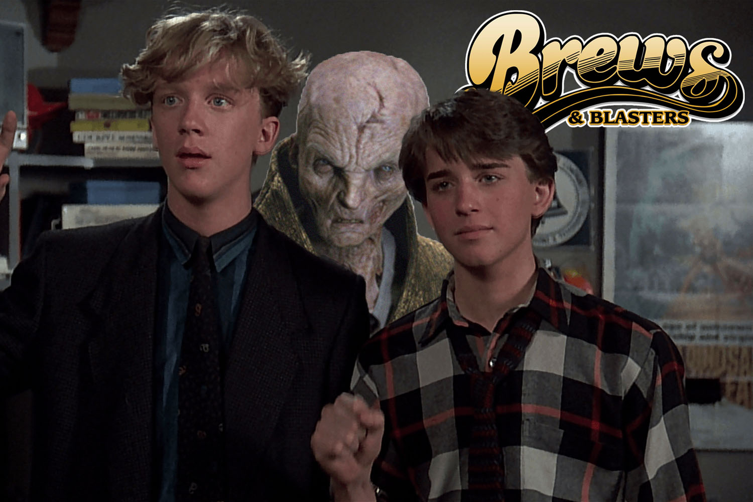 Brews and Blasters 195: Weird Science Snoke