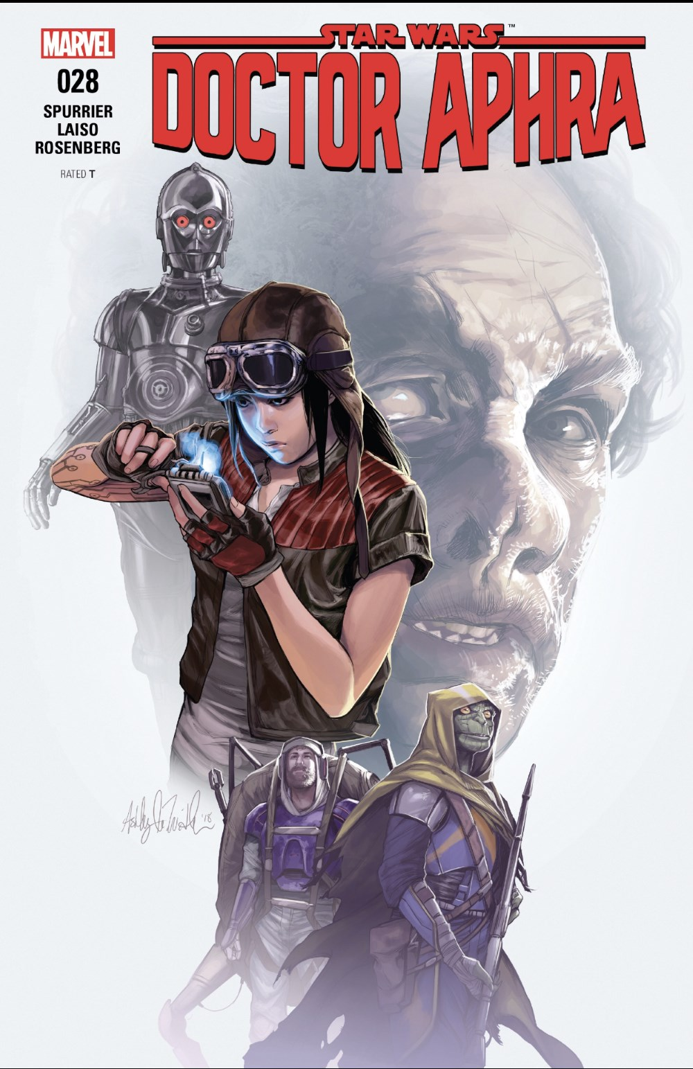 Doctor Aphra #28 Cover
