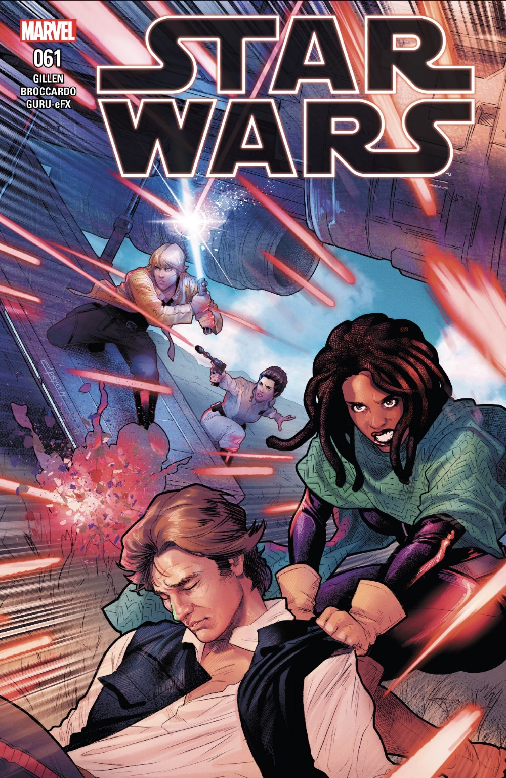 Star Wars #61 Cover