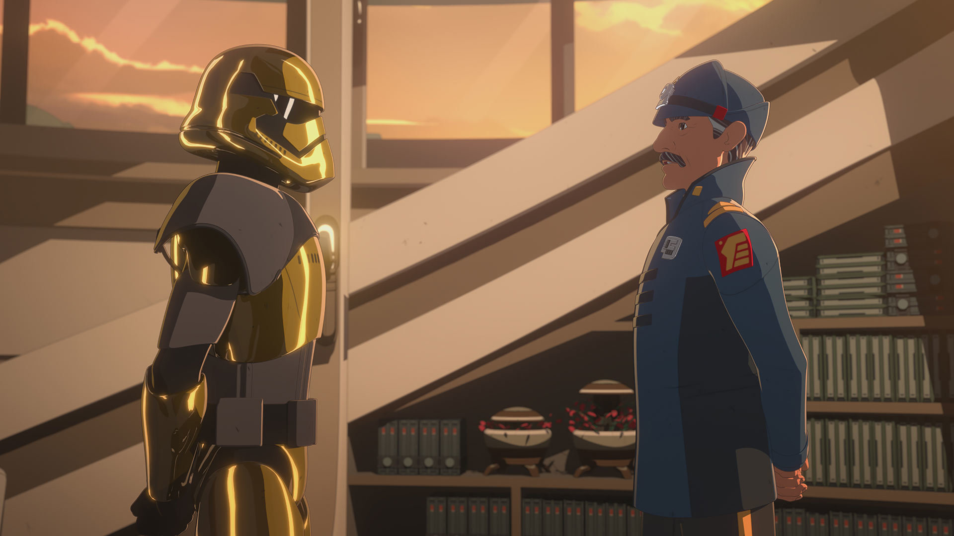 "Star Wars Resistance ""The New Trooper"""
