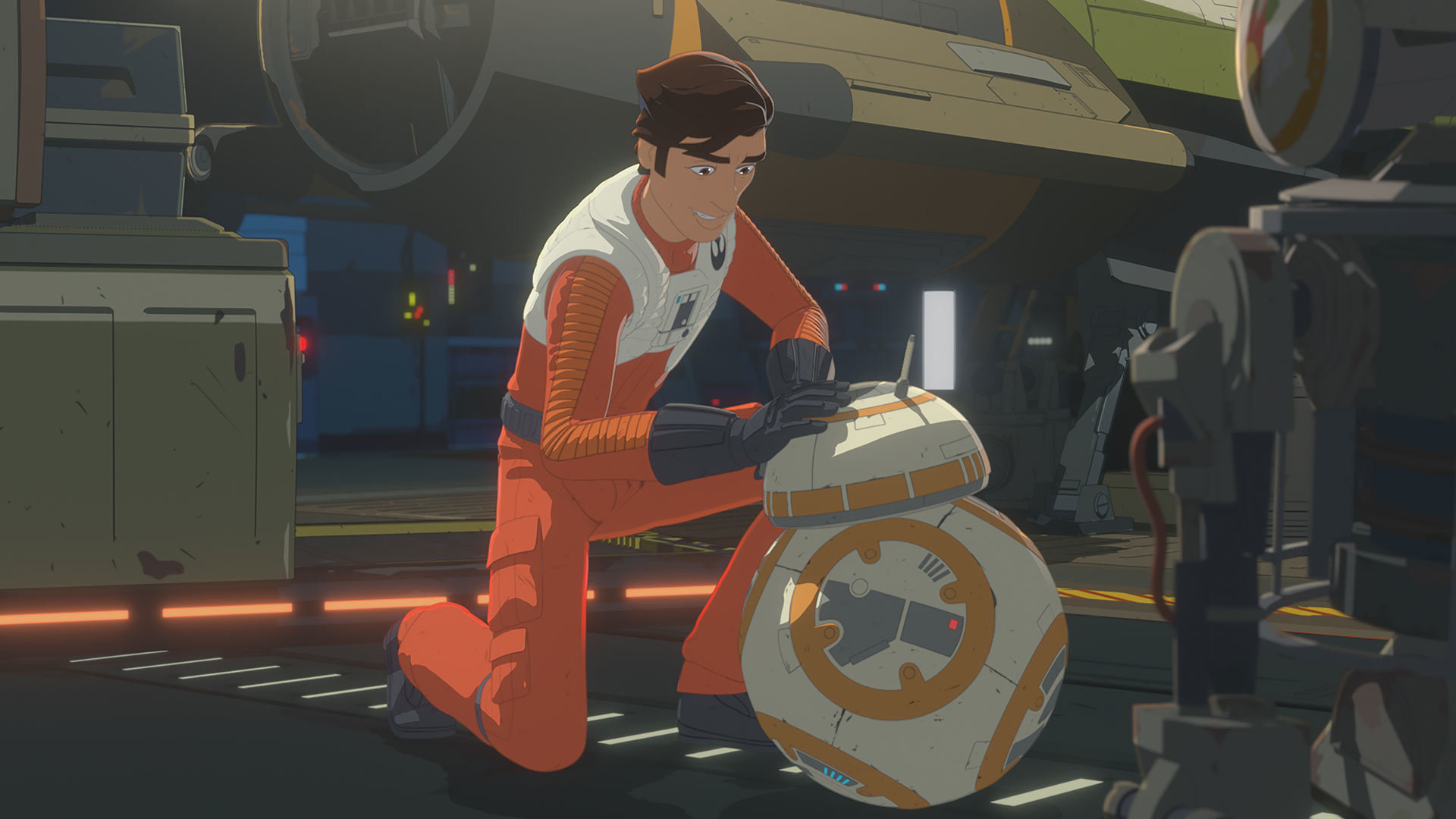 "Star Wars Resistance ""The Core Problem"""