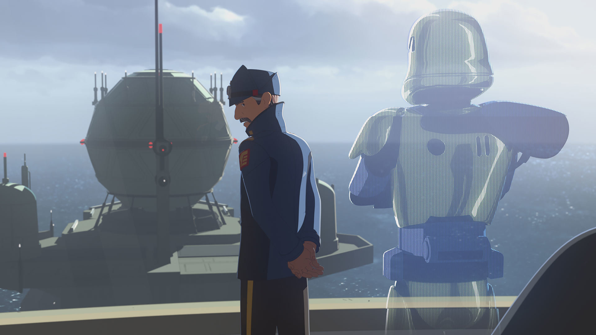 "Star Wars Resistance ""The Disappeared"""