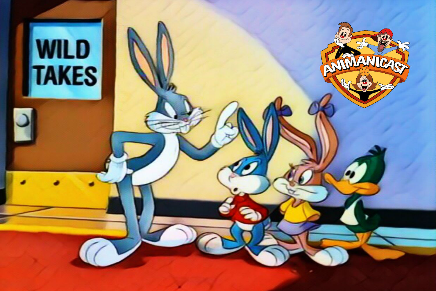 Tiny Toon Adventures The Looney Beginning