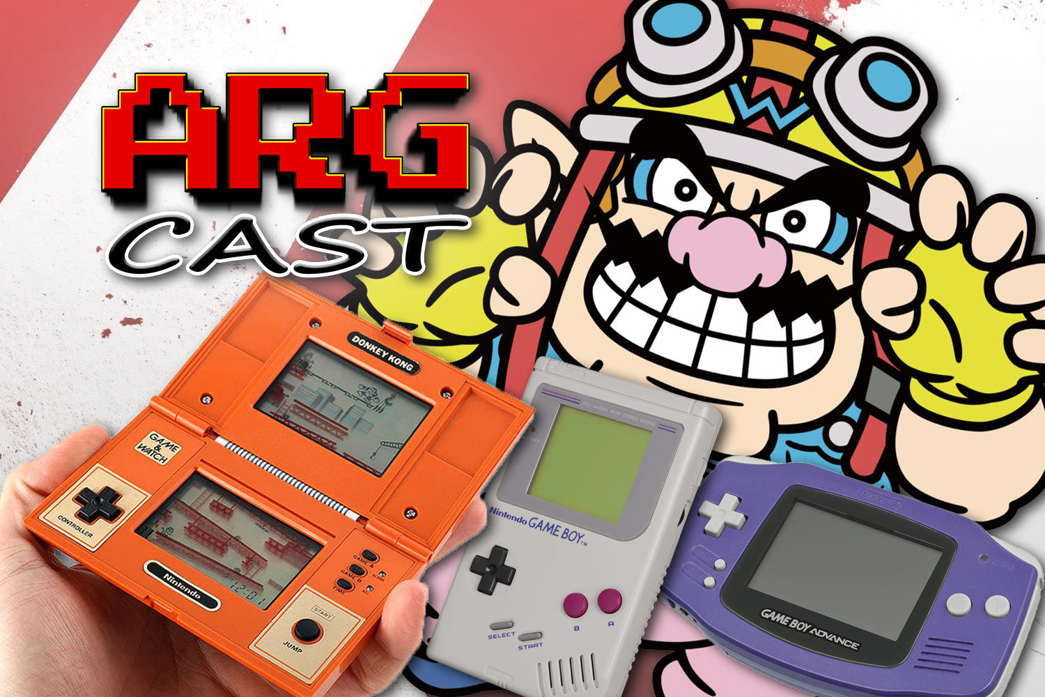 ARGcast #151: Nintendo Handhelds with Andre Tipton