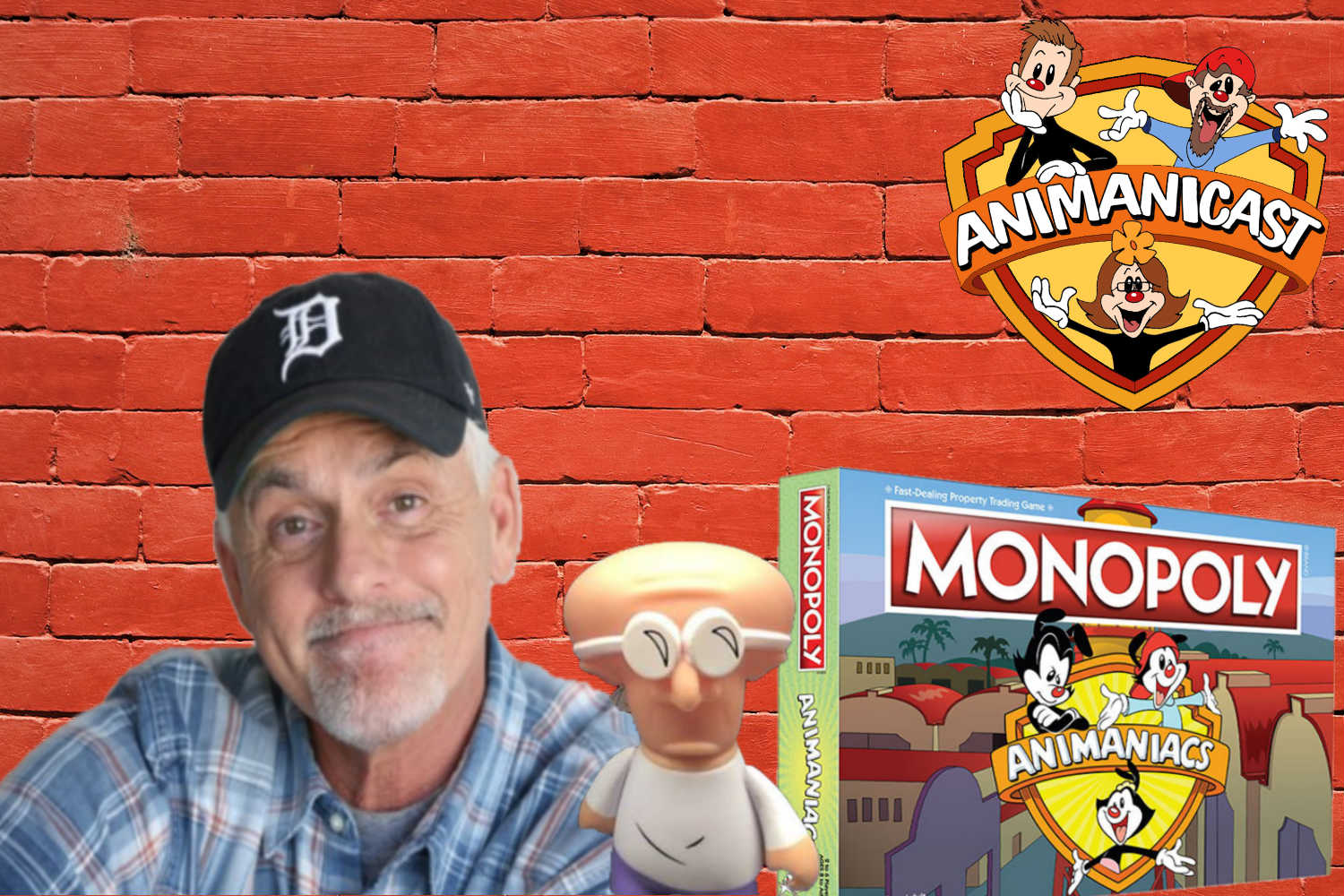 Animaniacs Merch and Rob Paulsen Discussion