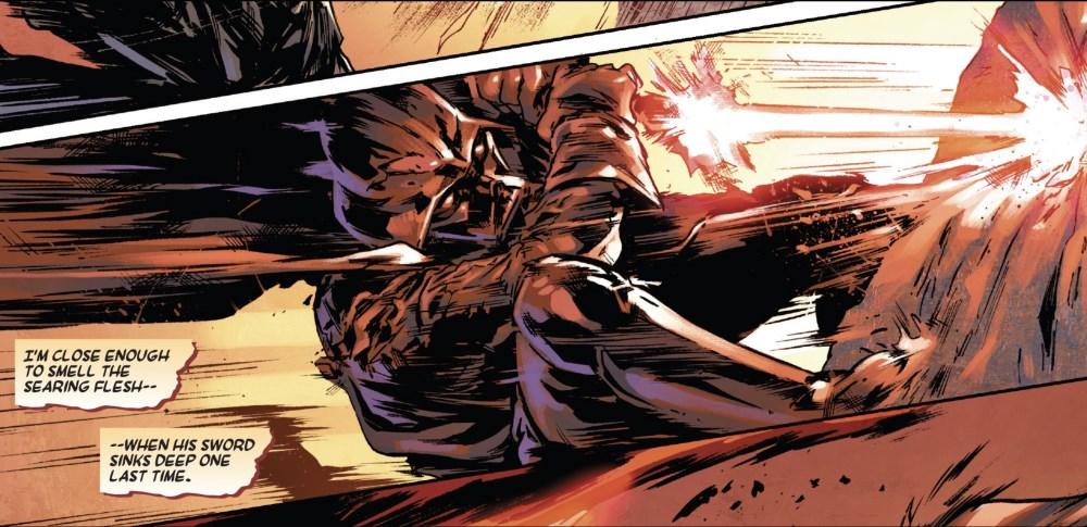 Vader: Dark Visions #1 - Darth Vader