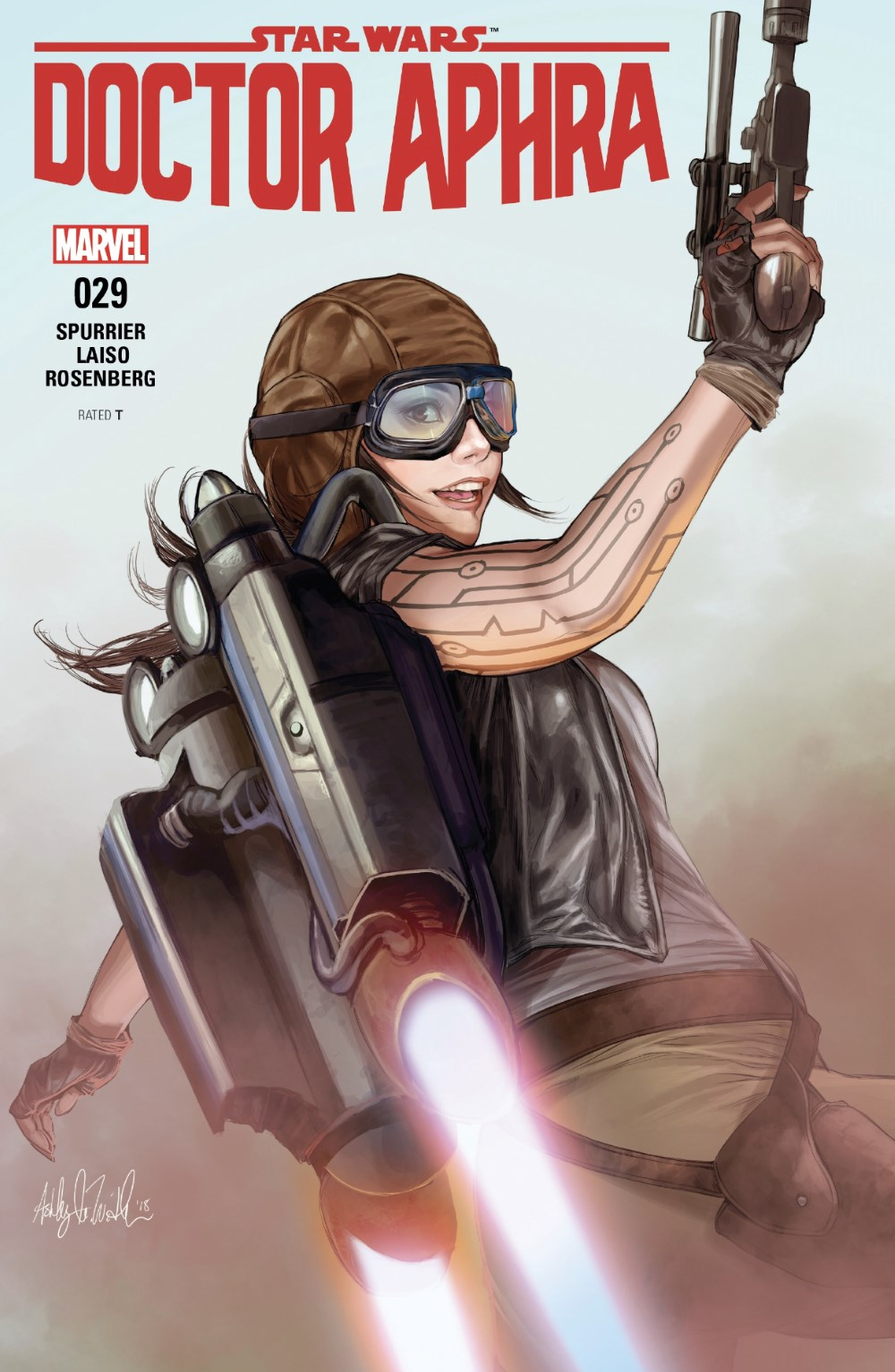 Doctor Aphra #29 Cover