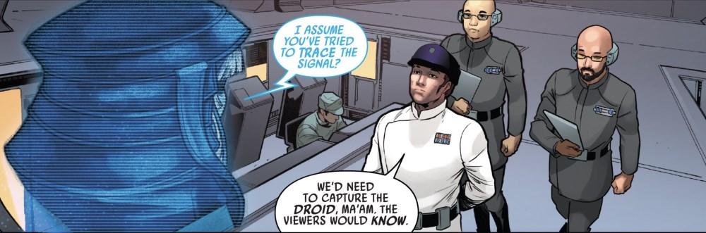 Doctor Aphra #29 Imperial Propaganda Bureau