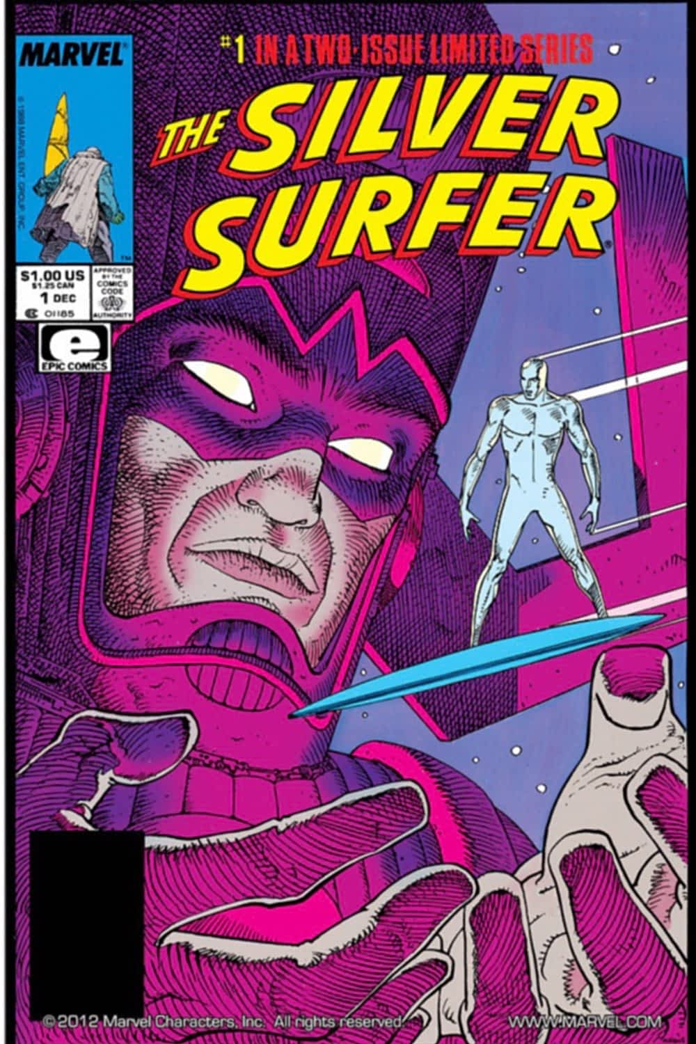 The Silver Surfer: Parable