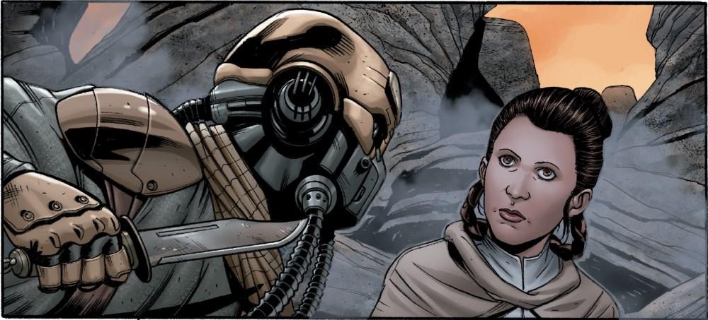 Star Wars #62 Benthic