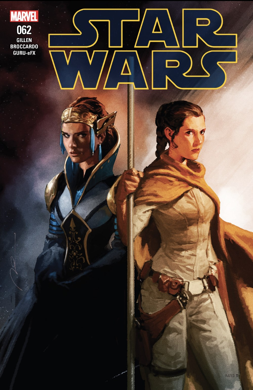 Star Wars #62 Cover