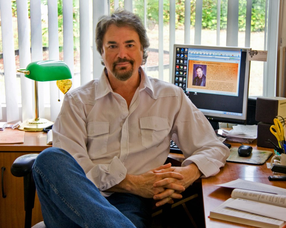 Author Marc Cushman