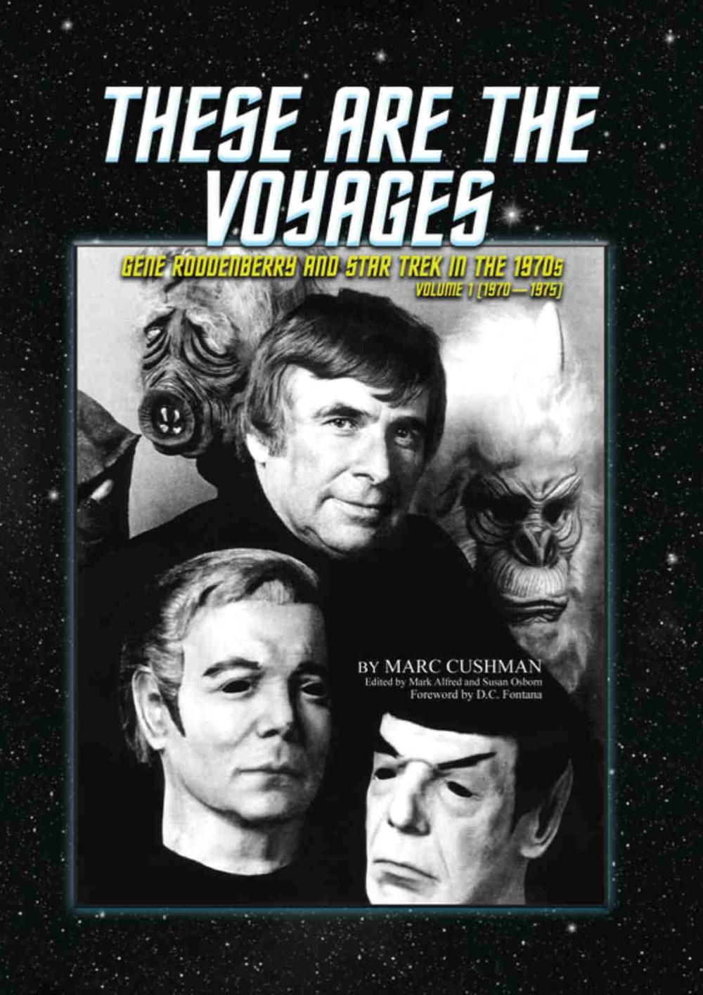 Cover of Cushman's book