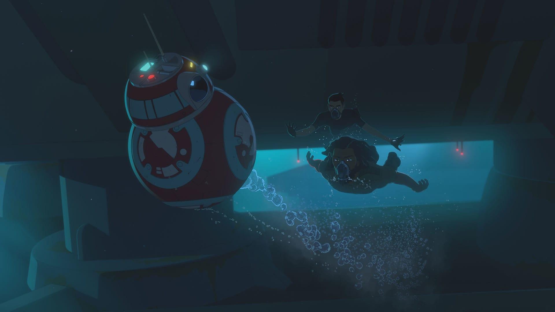 """Star Wars Resistance """"Descent"""""""