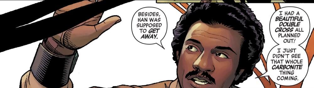 Princess Leia #1 Lando