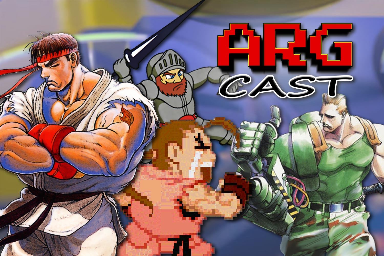 ARGcast #157: Capcom Arcade Classics with Jakejames Lugo