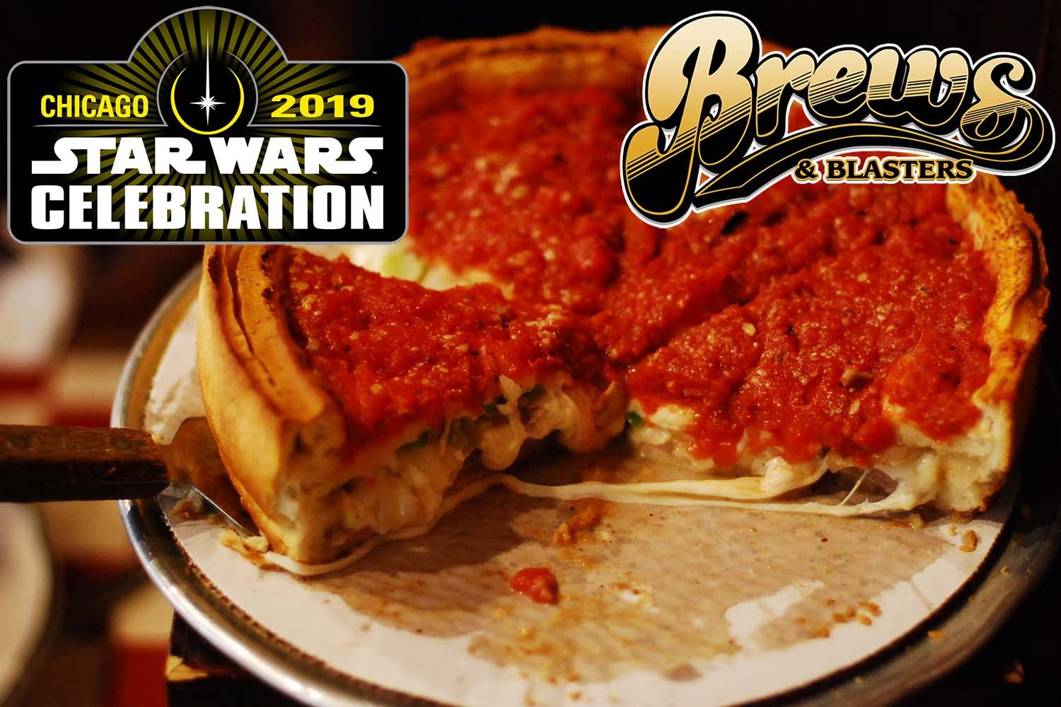 On the eve of Star Wars Celebration Chicago 2019, Chris and Joe are letting you in on all the tips, tricks and knowledge they've picked up over the years of attending Star Wars Celebrations—from how to find the best food, to the joys of a smaller panel, to the insanity that a simple pen brings to this episode, this is the podcast you need to need to hear this week if you're attending Celebration or hanging at home.