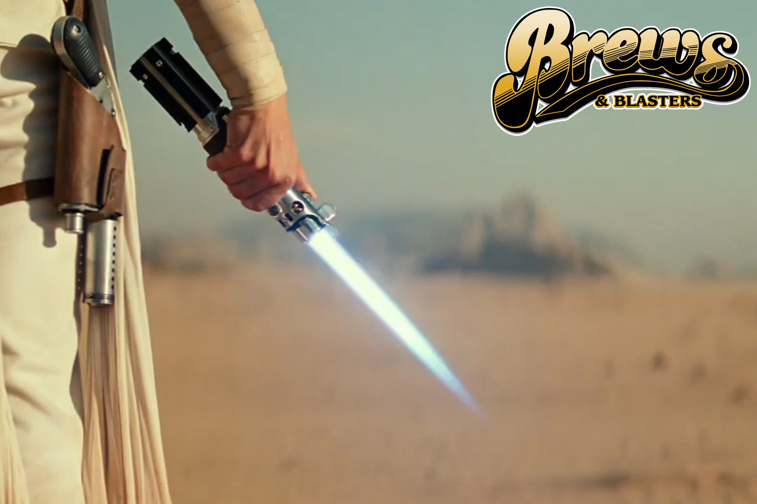 Brews and Blasters 204: SPECIAL: The Rise of Skywalker Teaser Trailer Complete Analysis