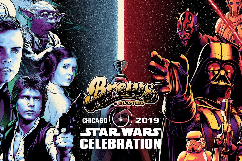 Brews and Blasters 205: Obligatory Celebration Chicago Recap Part One