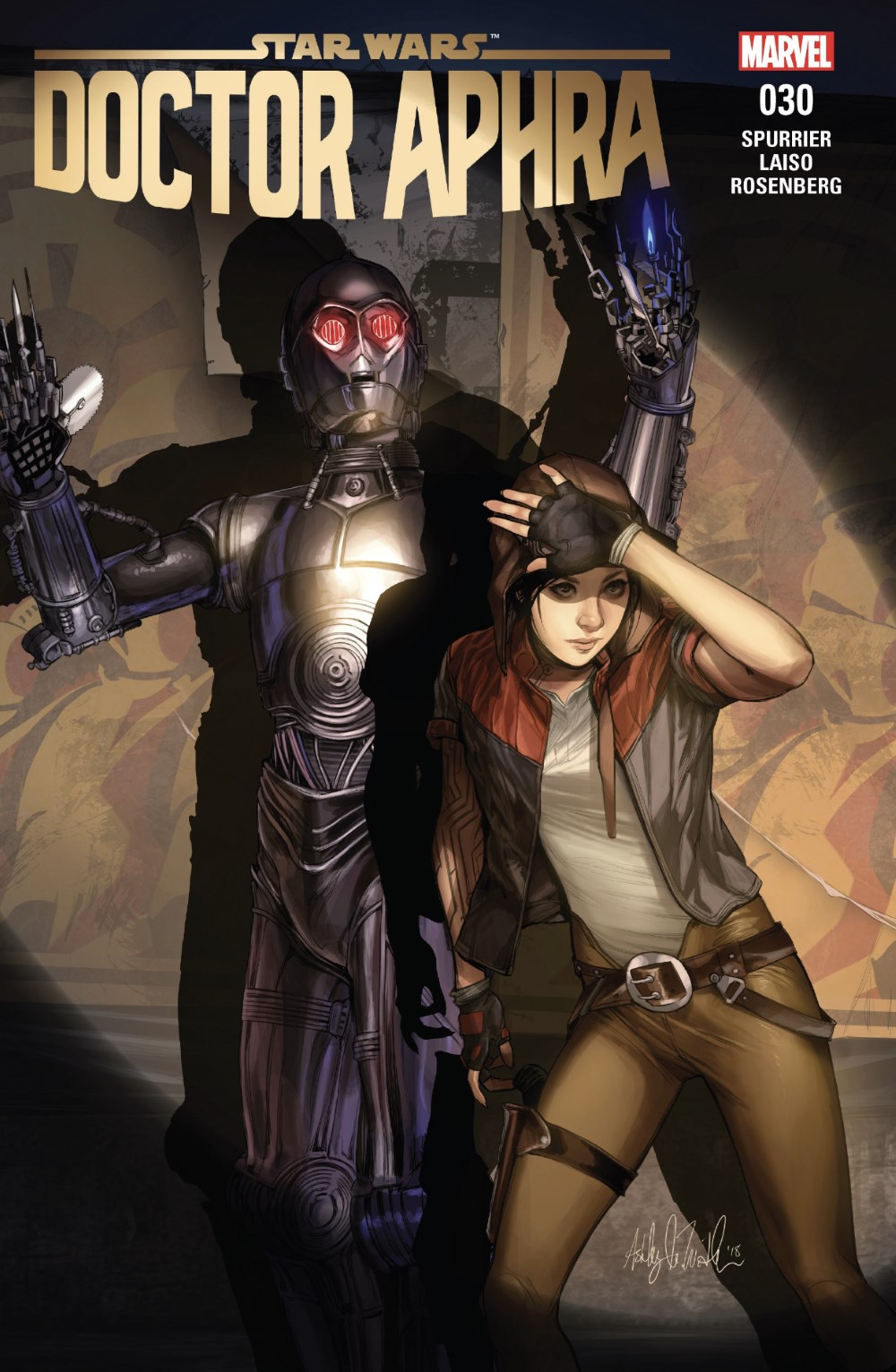 Doctor Aphra #30 Cover