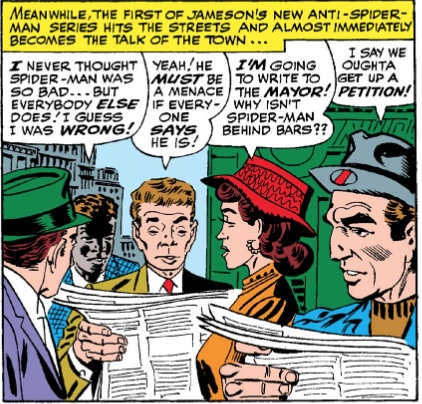 Marvel Comics of 1965 More Bad News