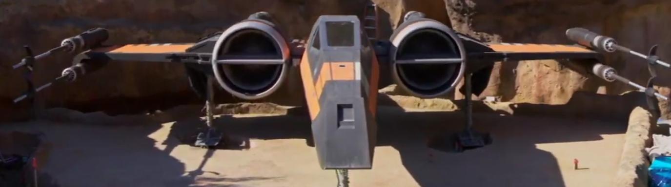 Bringing Star Wars: Galaxy's Edge to Life at Disney Parks