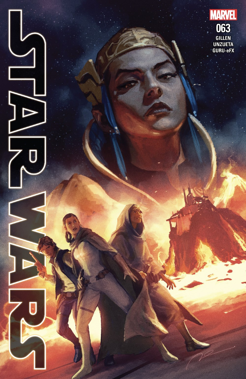 Star Wars #63 Cover